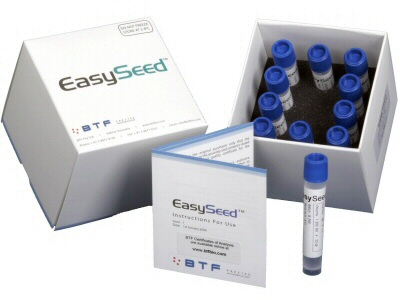 Enumerated Quality Control Products <em>Cryptosporidium / Giardia</em>