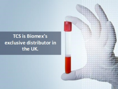 TCS Biosciences Ltd is pleased to announce our partnership with Biomex GmbH